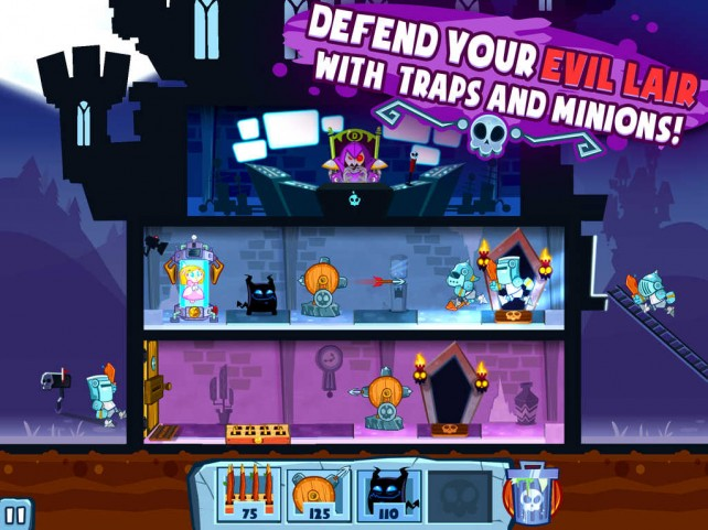 Adult Swim releases Free to Slay edition of Castle Doombad