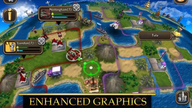 Strategize And Mobilize: Sid Meier's Civilization Revolution 2 Is Out Now On The App Store