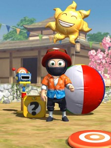Zynga's NaturalMotion updates Clumsy Ninja with new summer-themed content