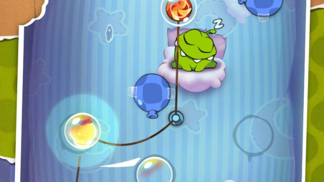 Rise and shine for the new Pillow Box level pack in ZeptoLab's Cut the Rope