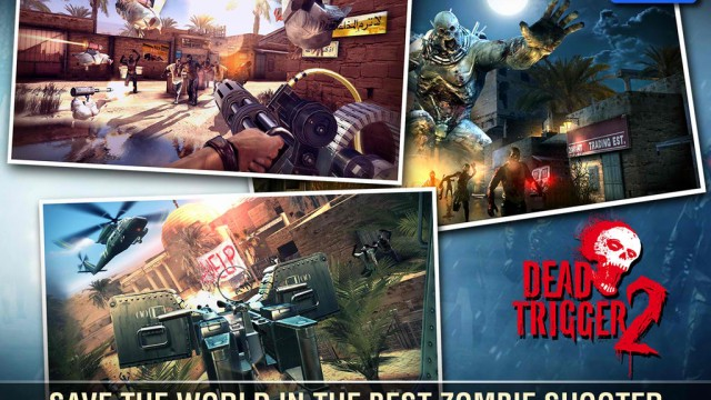 Madfinger unleashes massive tournament update to popular zombie shooter Dead Trigger 2