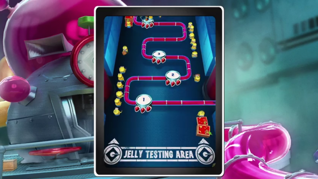 Are you ready for this jelly? Gameloft teases Despicable Me: Minion Rush update