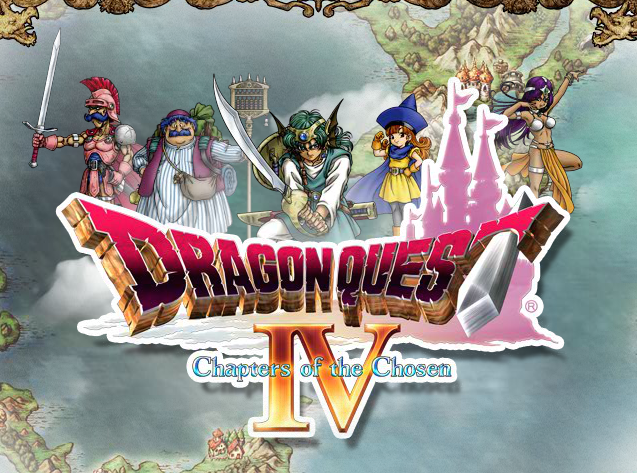 Square Enix confirms English version release of Dragon Quest IV for iOS
