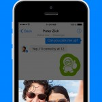 Facebook Messenger 9.0 features full-screen sharing of photos and videos