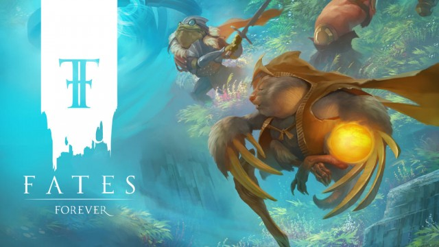 Long-Awaited Fates Forever MOBA Finally Released On The App Store