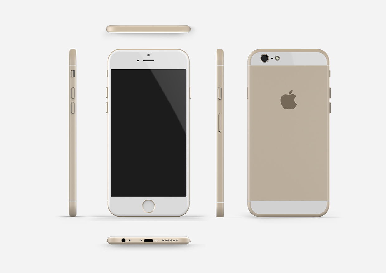 This Impressive Concept Brings Glass Breaks Back To Apple's Bigger iPhone 6