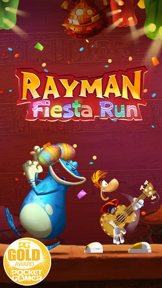 Rayman Fiesta Run Goes Free Through Expedia's 'Media Lounge' Initiative