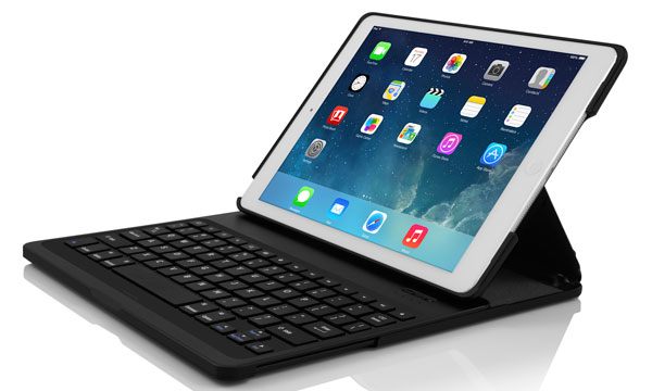 Incipio unveils its new Steno Bluetooth Keyboard Folio for Apple's iPad Air