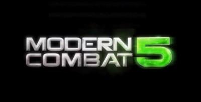 Gameloft's Modern Combat 5 Will Still Be An Online-Only Title