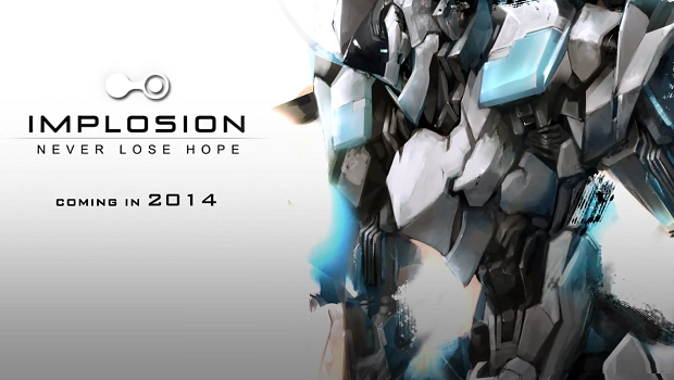Check Out The New Trailer For Implosion, A 3-D Action Game Coming This Year