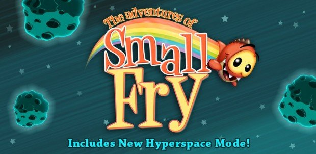 Upcoming Small Fry update activates 'Hyperspace' mode, daily challenges and more
