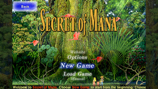 Secret of Mana gets a big update adding Retina and MFi controller support