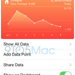 Apple's iOS 8 Beta 3 Adds M7-Powered Pedometer, Caffeine Tracking To The Health App