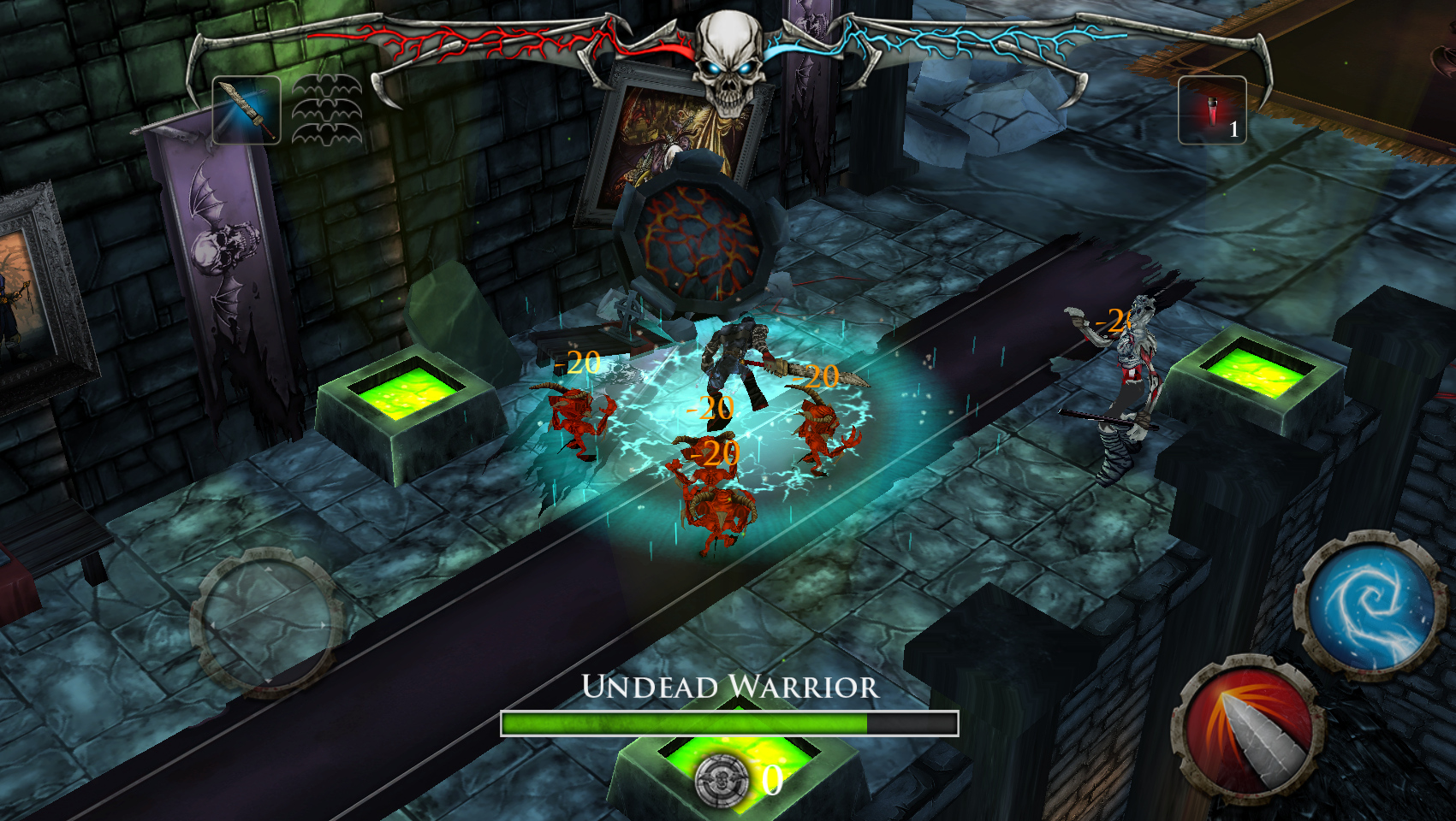 Hail to the King: Deathbat is a hard rock RPG from Avenged Sevenfold