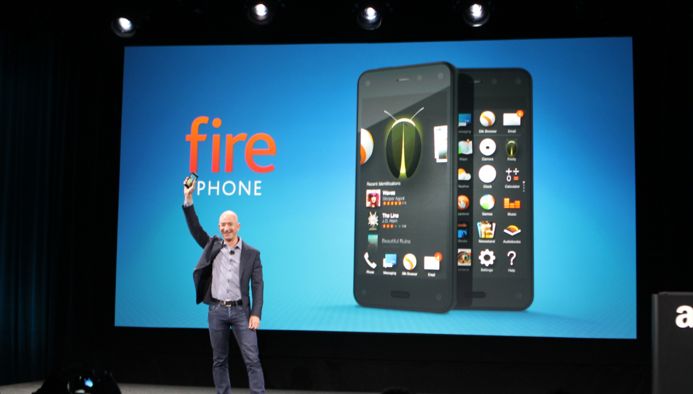 The reviews are in: Amazon's iPhone-competing Fire Phone fails to impress critics
