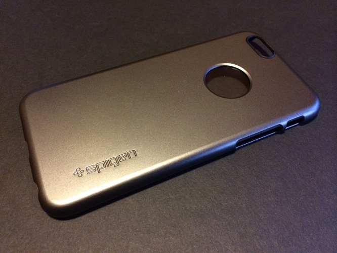 Case-maker Spigen has cases ready for Apple's bigger, 4.7-inch 'iPhone 6'