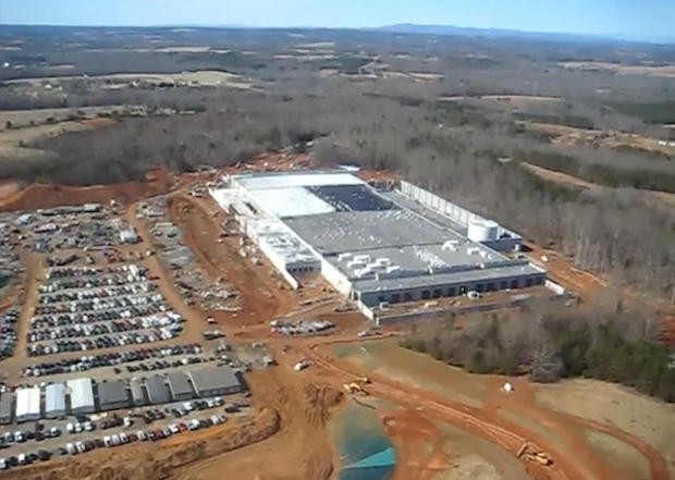 Apple Is Building Another Solar Farm Near Its North Carolina Data Center