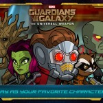 Marvel unleashes Guardians of the Galaxy: The Universal Weapon on the App Store
