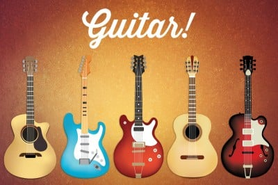 Guitar! by Smule updated with new Alternative Country guitar, new Freestyle Mode and more