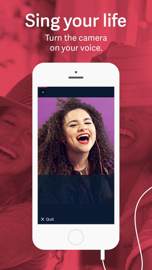 Get Hook'd on this new music video app and voice your inner selfie