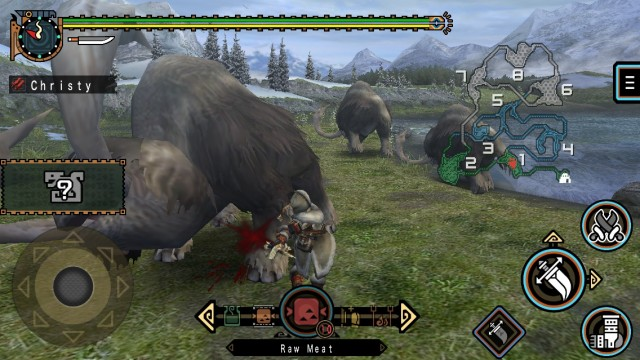 It's Time To Hone Your Hunting Skills With Monster Hunter Freedom Unite On iOS