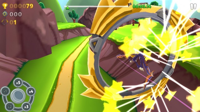 Take flight as a dragon and protect the land from evil in Dragon Raiders