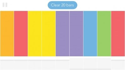 Test your color knowledge in Colorbars, a new match-three puzzle game
