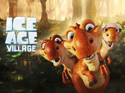 Cool! Gameloft updates Ice Age Village and teases upcoming Ice Age Adventures