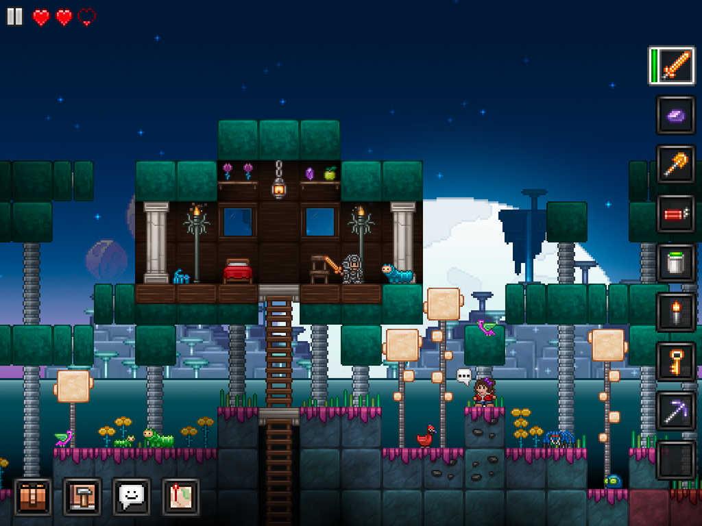 Junk Jack X's new update kicks off summertime sandbox gaming madness