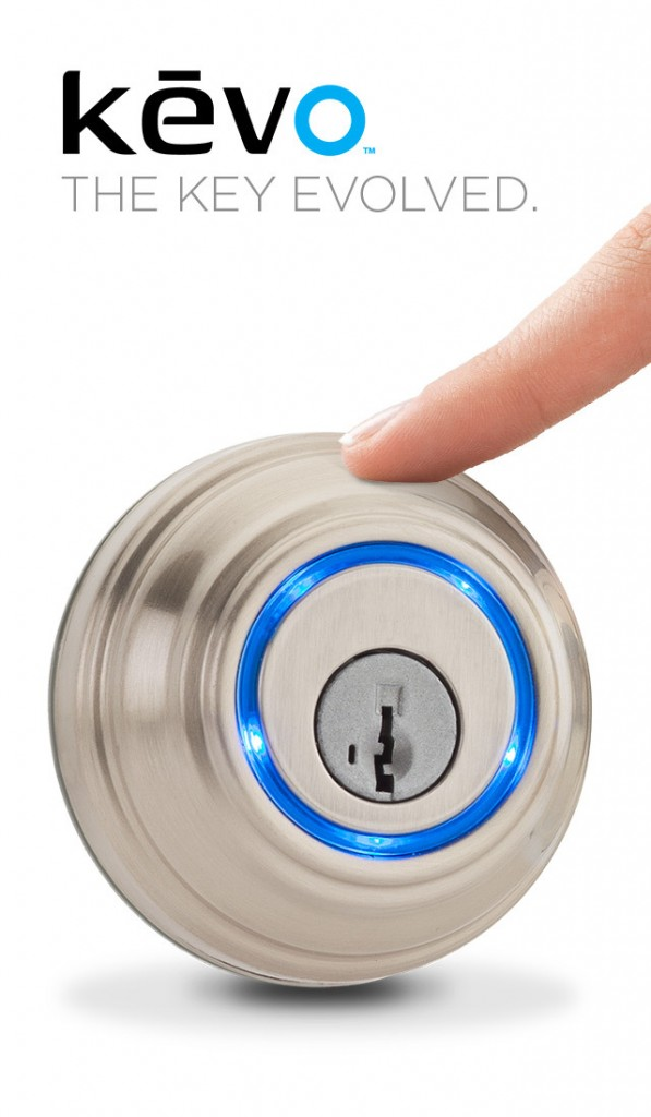Bluetooth-powered smart lock Kevo updated with new Guest and Scheduled eKeys