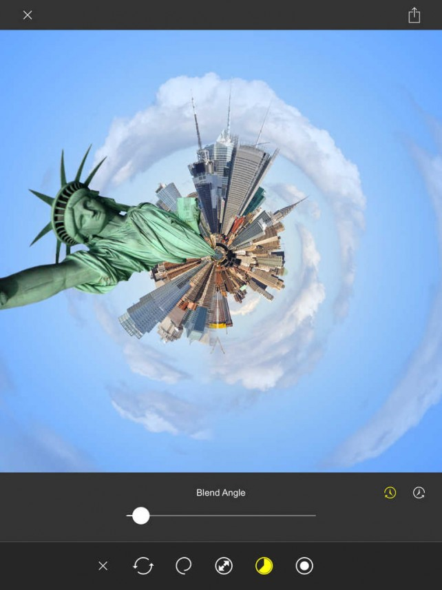 Living Planet Goes 2.0 With New Features For Creating 'Tiny Planet' Videos