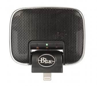 Blue Microphones announces its Mikey Digital with Lightning connection for iOS devices