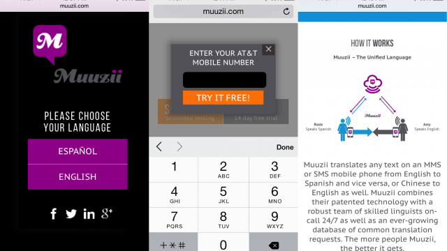 Muuzii partners with Deportes Media, helps Spanish language mobile users learn English