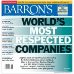 Barron's Calls Apple The Most Respected Company In The World