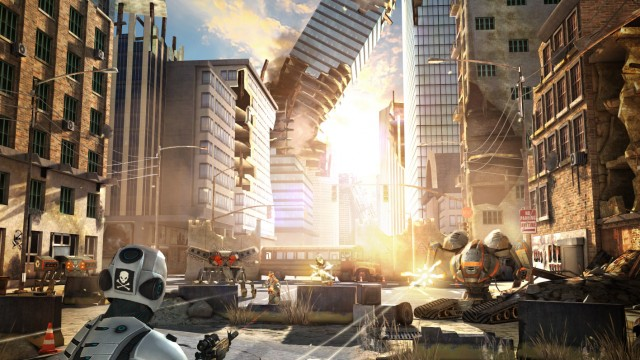 Craneballs Studios' upcoming Overkill 3 game is a Unity-powered cover-based shooter