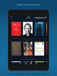 Oyster update brings new features plus subscription options via in-app purchase