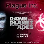 Plague Inc. To Soon Contract Simian Flu As Tie-In To 'Dawn Of The Planet Of The Apes'