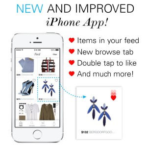 Polyvore 4.0 offers new stylish shopping experience on iPhone