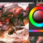 Powerful iPad drawing app Procreate gets even better with new 'colorful' update