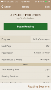 ReadMore reading journal app gets tweaked for iOS 7 in first update since its acquisition