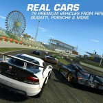 Real Racing 3 Presents Ultimate Showdown Of Classic Ferrari Supercars