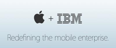 Tim Cook talks IBM partnership in new staff memo