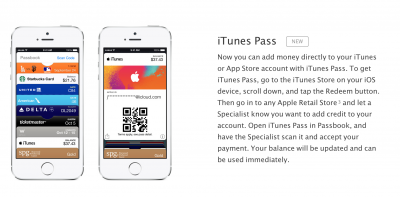Apple's iTunes Pass launches in the United States and Australia