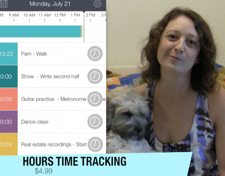AppAdvice Daily: See why we're loving Hours Time Tracking And Overcast Podcast Player