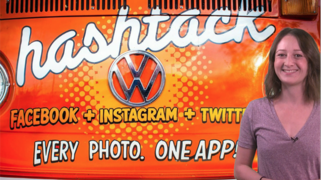 AppAdvice Daily: Discover a new way to view and share your social photos with Hashtack