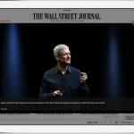 WSJ: Tim Cook's Image Of Apple Is Finally Taking Shape