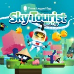 Sky Tourist Blitz Trip lands on iOS with quicker rocket-powered physics puzzles