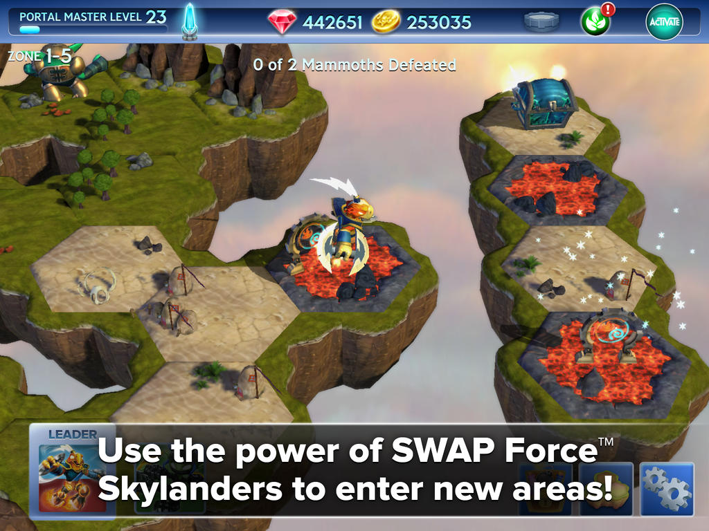 Activision's Skylanders Battlegrounds Goes Free For First Time On iOS