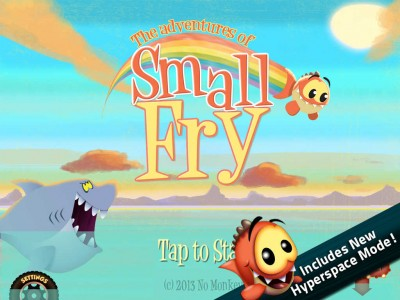 Small Fry makes big splash with new update featuring Hyperspace mode and more