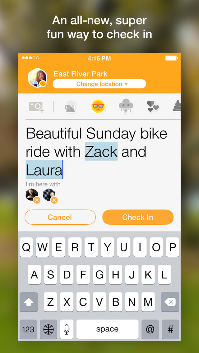 Foursquare Updates Swarm With Improved Check-Ins, Friend Leaderboards And More